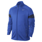 Nike Men's Element Thermal Full Zip Jacket - Cobalt Blue/Navy