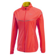 Saucony Women's Nomad Running Jacket - ViziPro/Electric Pink
