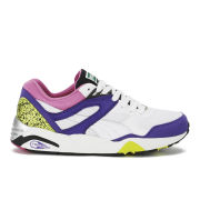Puma Men's Trinomic R698 Trainers - Prism Violet