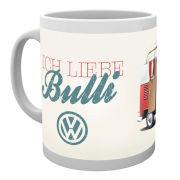 VW Camper Ich Liebe Bulli Mug