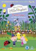 Ben and Holly's Little Kingdom: The Elf Games - Volume 4