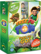 Tree Fu Tom, Tree Fu Go - Limited Edition (Includes Collectible Tom Figure)