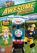 Awesome Adventures: Races, Chases and Rescues
