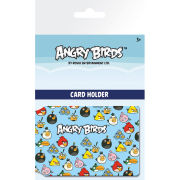 Angry Birds Pattern - Card Holder