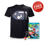 Exclusive Mario Kart 8 Bundle - Standard Edition (Large T-Shirt)