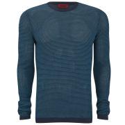 HUGO Men's Stellan Knit - Dark Blue