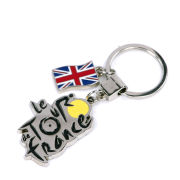 Tour De France Logo Keyring
