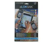 """aLoksak 100% Waterproof Phone/Tablet Case - 3 Pack - iPhone/Smartphone/7"""" Tablet"""