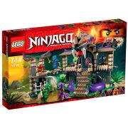 LEGO Ninjago: Enter the Serpent (70749)