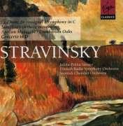 Igor (Fyodorovich) Stravinsky (1882 - 1971) - Stravinsky: Symphony in C; Symphony in 3 movts