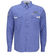 Soul Star Men's Kingdom Shirt - Blue