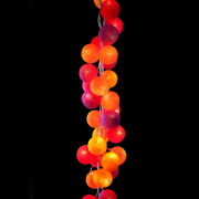 Cable & Cotton String Light 35 Balls - Turkish Delight