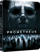 Prometheus 3D (Includes 2D Version and Extra Blu-Ray Bonus Material) - Zavvi Exclusive Limited Edition Steelbook