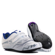 Northwave Women's Eclipse Evo Cycling Shoes - White/Grey