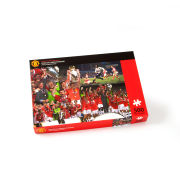 Paul Lamond Games Man Utd 1998/99 Treble Winners Puzzle