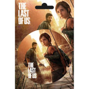 The Last of Us Key Art - Vinyl Sticker