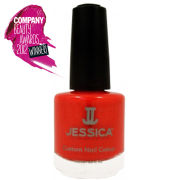 Jessica Custom Nail Colour - Shock Me Red (14.8ml)