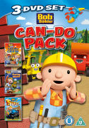 Bob the Builder Can-Do Pack (Can-Do Crew / Starting from Scratch / Super Scrambler)