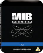 Men in Black 1-3 - Steelbook Edition (Includes UltraViolet Copy)