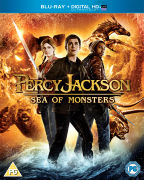 Percy Jackson: Sea of Monsters (Bevat UltraViolet Copy)