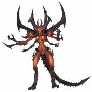 Diablo III Deluxe Scale Action Figure - Diablo Lord Of Terror