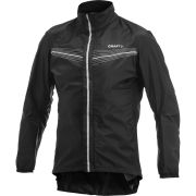 Craft Elite Bike Tech Jacket - Black/White