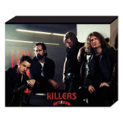 The Killers Pool - 40 x 30cm Canvas