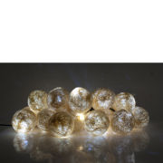 Everbright Solar Hessian Balls
