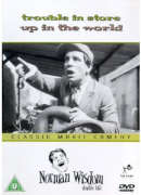 Norman Wisdom - Trouble In Store/Up In The World
