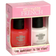 Jessica Hollywood French Manicure Kit (2 Products)