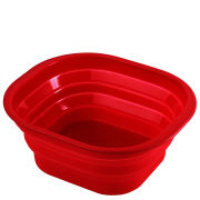 Collapsible Washing Up Bowl - Red