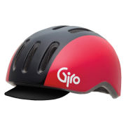 Giro Reverb Cycling Helmet Black/Red