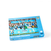 Paul Lamond Games Man City 2014 League Champions Puzzle