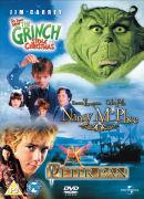 El Grinch / La niñera mágica / Peter Pan