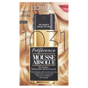 L'Oreal Paris Preference Mousse Absolue - 1031 Very Light Golden Blonde