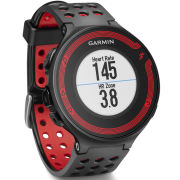 Garmin Forerunner 220 with Premium Soft-Strap HRM