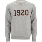 Farah 1920 Men's Haldeman Sweatshirt - Grey Marl