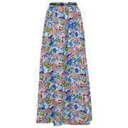 Madam Rage Women's Floral Maxi Skirt - Multi
