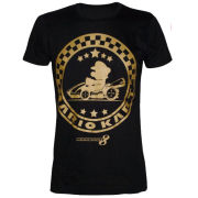 Mario Kart 8 Exclusive Black/Gold T-Shirt