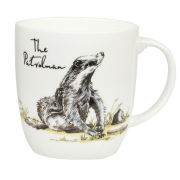 Country Pursuits The Patrolman Olive Mug (300ml) - Multi