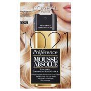 L'Oreal Paris Preference Mousse Absolue - 1021 Very Light Frosted Blonde