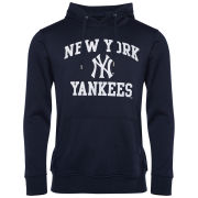 Majestic Men's Yankees Draper Hoody - Navy