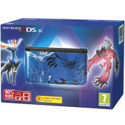 Nintendo 3DS XL Pokémon XERNEAS - YVELTAL BLUE (LIMITED)