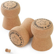 Champagne Cork Door Stop