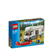 LEGO City Great Vehicles: Camper Van (60057)
