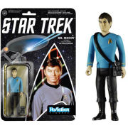 ReAction Star Trek Dr. McCoy 3 3/4 Inch Action Figure