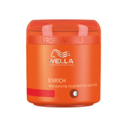Wella Professionals Enrich Moisturising Treatment For Fine To Normal Hair