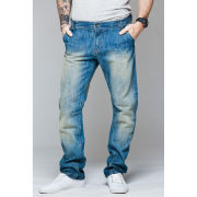 Ringspun Men's Universe Jeans - Light Wash
