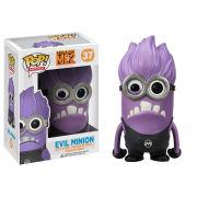 Despicable Me 2 Purple Minion Pop! Vinyl Figure