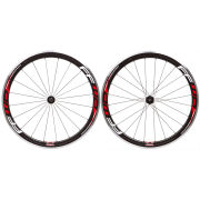 Fast Forward F4R Clincher Wheelset - Black
